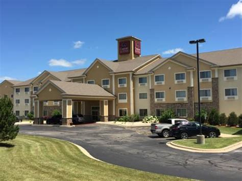 Comfort Suites Johnson Creek Wi by Comfort Suites Johnson Creek Conference Center Johnson