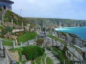 St levan uk minnack theatre in cornwall england they hold plays all