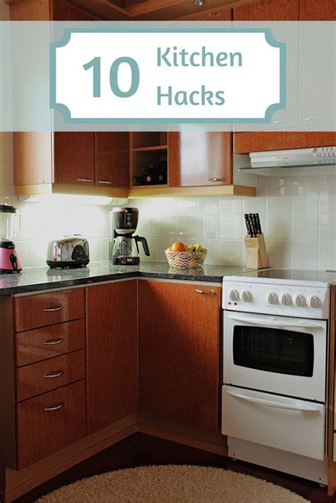 kitchen hacks 10 kitchen hacks to make your life easier