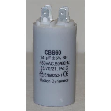starter capacitor cbb60 14 181 f 500v ac start run capacitor cbb60