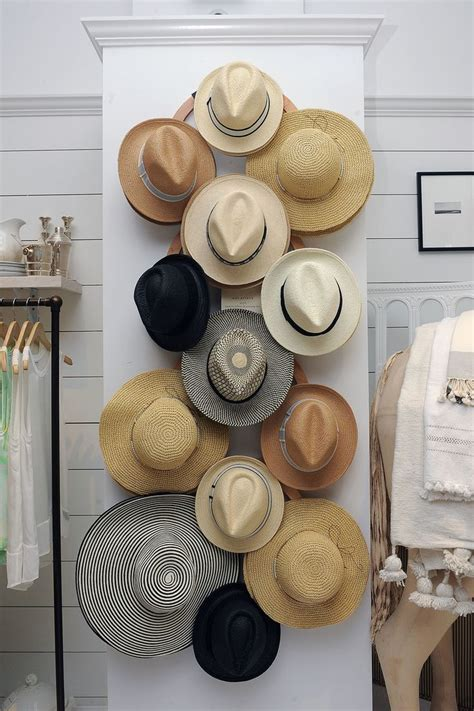Closet Hat Storage by Best 25 Hat Display Ideas On Baseball Hat