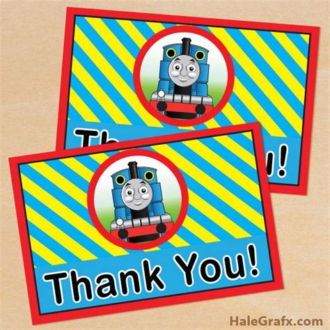 the tank engine template thank you free printable the tank