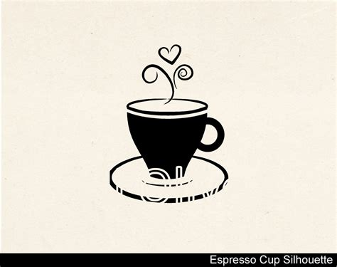 espresso coffee clipart coffee cup clip art black coffee cup vector svg cutting