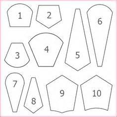 printable epp shapes 1000 images about epp templates and blocks on pinterest