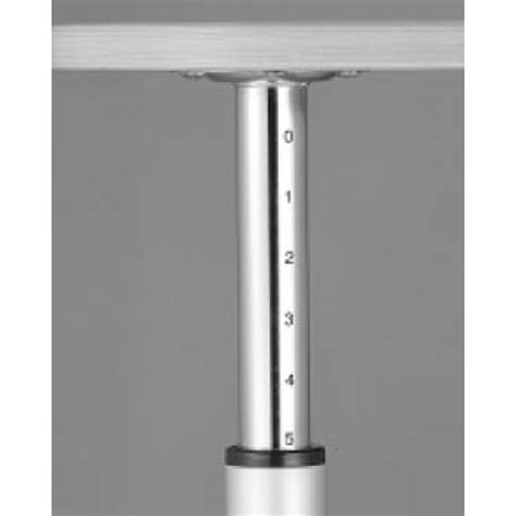 white adjustable table legs adjustable height folding table lifetime white granite