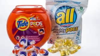 detergent pods pose risk to children study finds the new york times