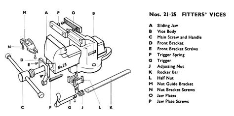 diagram of a bench vice 28 images pics for gt bench