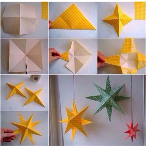 How To Make A Simple Paper - 11 easy paper crafts for my daily magazine