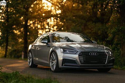 Audi A5 B9 by Top Audi A5 B9 Auf 20 Zoll Yido Felgen Kw Federn