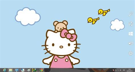 hello kitty wallpaper for windows 7 free download hello kitty 2 theme for windows 7 and 8 8 1 ouo themes