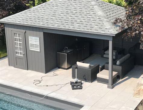 custom pool sheds duroshed