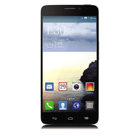alcatel onetouch idol™ x : user guide and support | bell