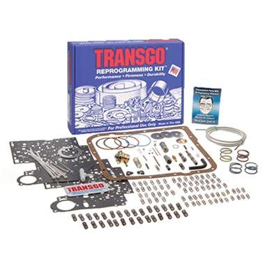 4l60e Transmission Performance Reprogramming Kit