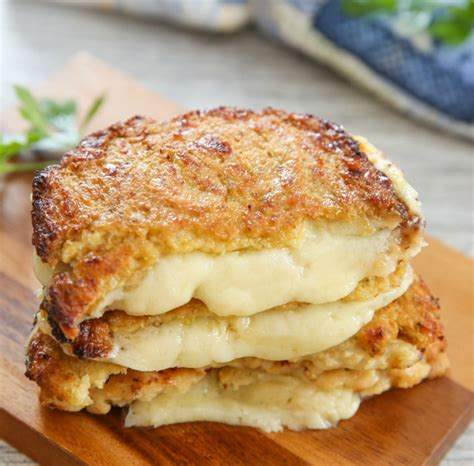 cauliflower crusted grilled cheese sandwiches kirbie s