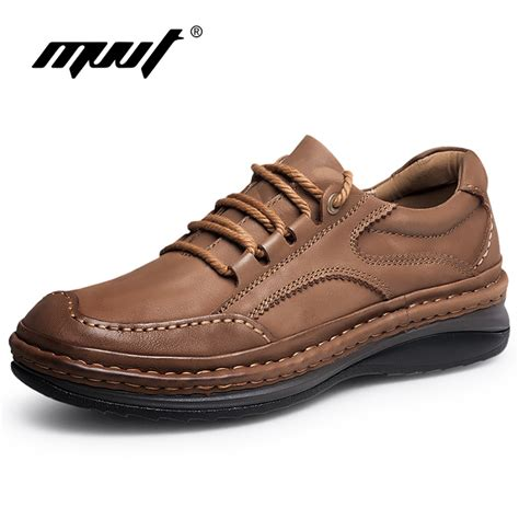 best quality mens boots mvvt winter retro boots top quality genuine leather
