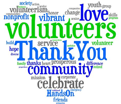 how to thank your volunteers handson suburban chicago blog