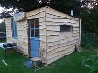 Fabriquer Une Cabane En Bois Avec Des Palettes