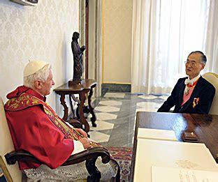 santa sede benedetto xvi il magistero di benedetto xvi il papa all ambasciatore di
