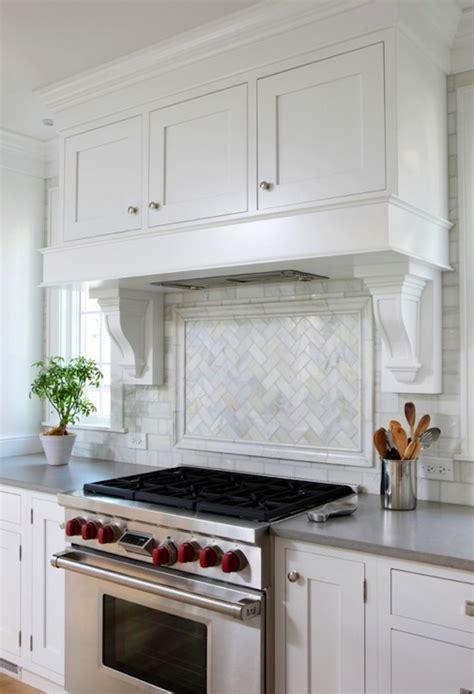great backsplash subway tile simple hood and herringbone bianco calcutta gold marble contemporary kitchen