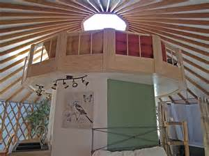 Yurt Photos Interior Yurt Interiors Pacific Yurts