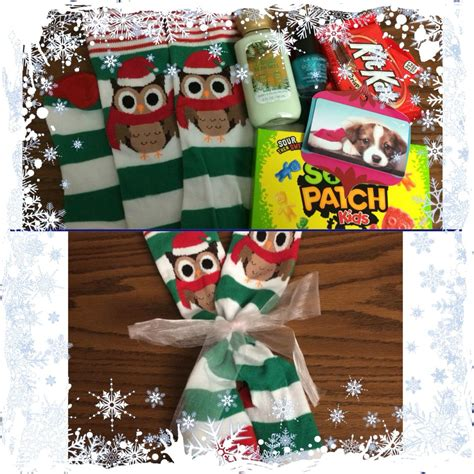 christmas sock exchange ideas sock exchange holidays socks gifts and secret santa