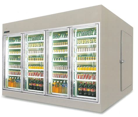 room cooler store walk in cooler for convenience store from ilyang opo corp