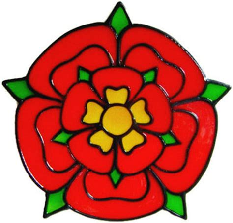 Wall Sticker Designs handmade peelable decoration lancashire rose