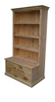 6x3 bookcase with box