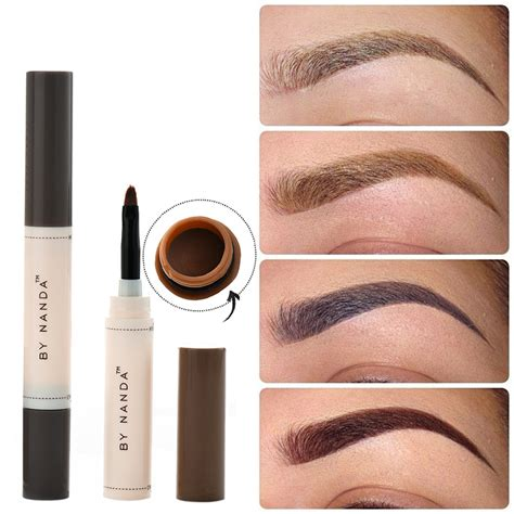 professional waterproof makeup eyebrow set tint my brows
