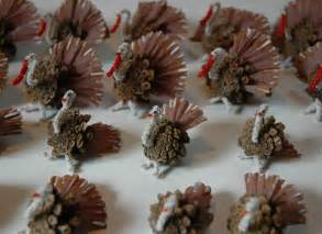 pinecone turkey craft donohue crafts shop