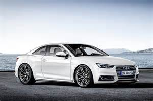 2017 audi a5 coup 233 to be revealed this week autocar