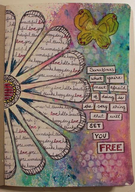 design journal cover 25 best ideas about mixed media journal on pinterest