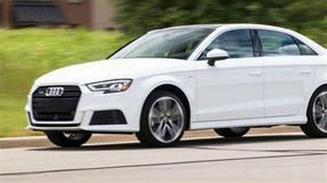 audi a3 2 0t review amazing 2018 audi a3 2 0t sedan review