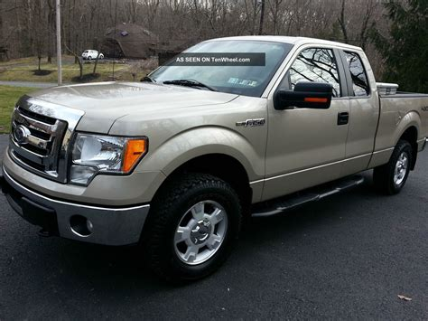 2010 ford f 150 cab 2010 ford f 150 xlt extended cab 4 door 5 4l