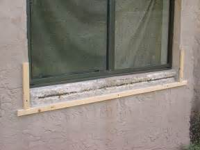 Outside Window Sill Replacement Windows Exterior Sill Replacement Window