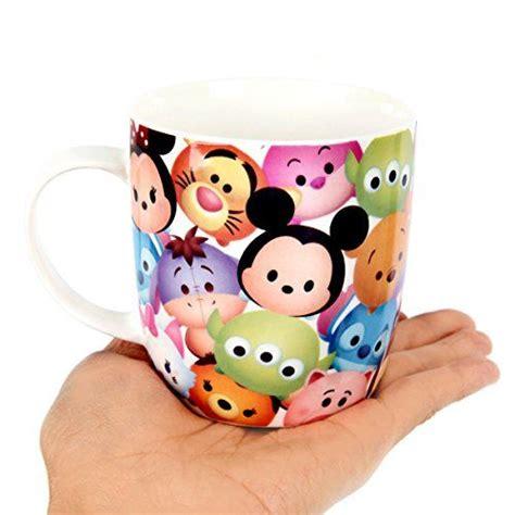 Mug Keramik Disney Tsum Tsum disney tsum tsum mug disney home disney