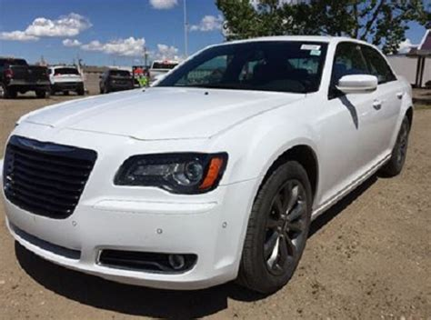Used Chrysler 300s by 2014 Chrysler 300s Used Inventory Clearance Taber Ab