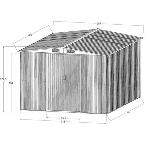 casette in legno porta attrezzi da giardino casetta porta attrezzi da giardino in lamiera verde 257x205