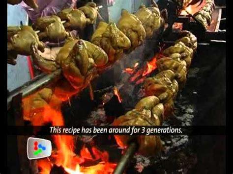 Pemanggang Ayam Golek agrotek 9 apr 2011 pembakar ayam dan lemang doovi