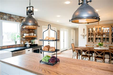 fixer upper designs kitchen makeover ideas from fixer upper joanna gaines hgtv and clint harp