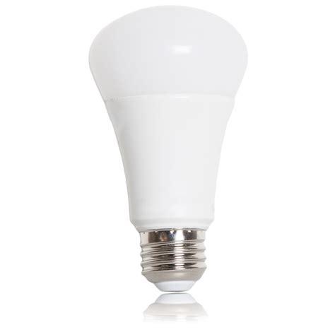 Light Bulb Lumens by Maxxima A19 Led Light Bulb 800 Lumens 10 Watts Warm White