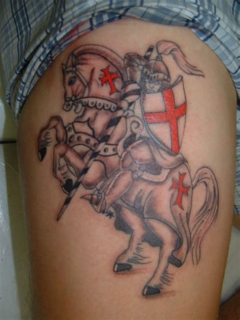 saint george tattoo designs st george