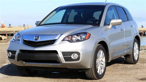 2012 Acura Rdx by 2012 Acura Rdx Sh Awd Review Roadshow