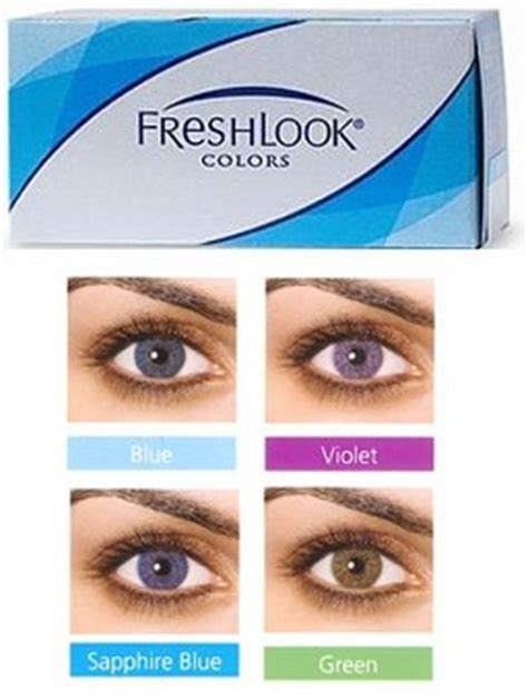 freshlook colors plano $55.00