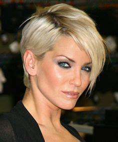 short coiffed hairstyles female executive image detail for short stacked hairstyles with bangs