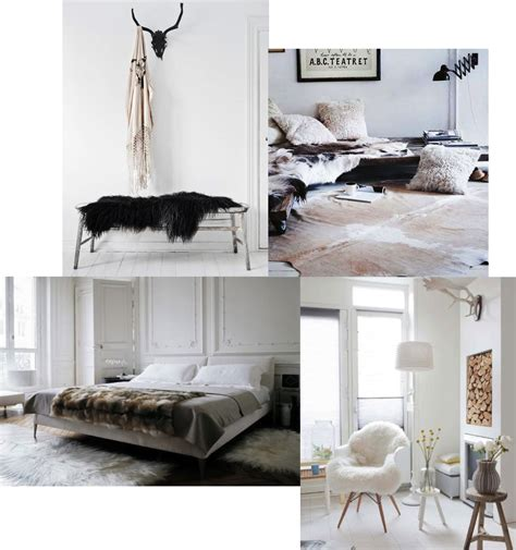 interior design inspo trendy hides and rugs design essentials