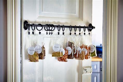 15 diy kitchen ideas for organized culinary creations 15 creative spice storage ideas hgtv