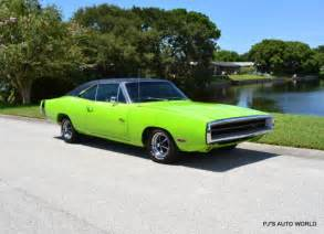 sublime green dodge charger for sale 1970 dodge charger high impact sublime green v code 440 6
