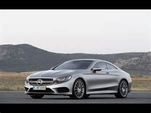 2014 mercedes s class coupe silver static 3