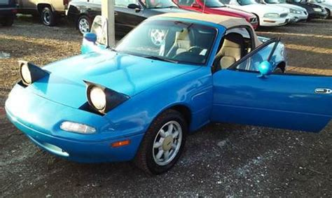how to work on cars 1992 mazda miata mx 5 instrument cluster 1992 mazda mx 5 miata for sale carsforsale com 174